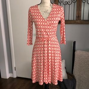 Hawthorn geometric dress Size Small